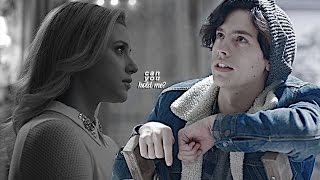 Betty Cooper (+Jughead); can you hold me?