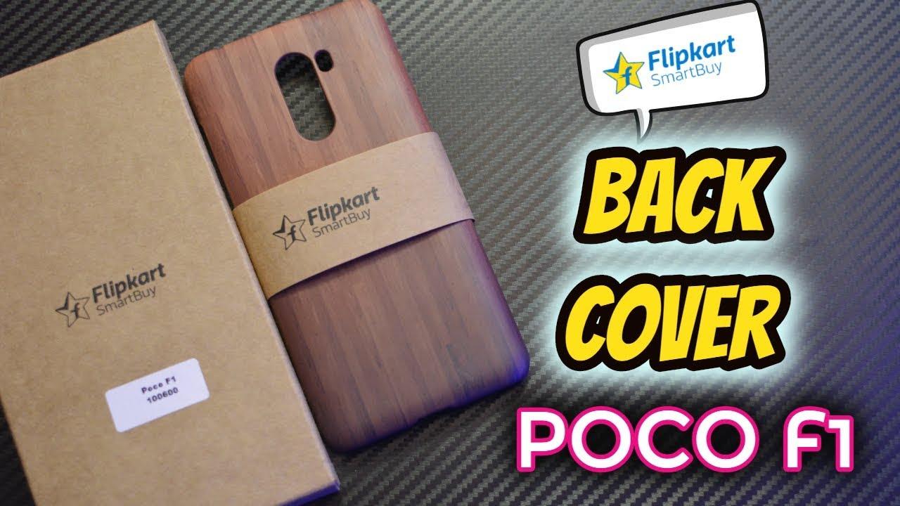 check out 1b5f9 ab06f Flipkart SmartBuy Back Cover for Poco F1 | Data Dock