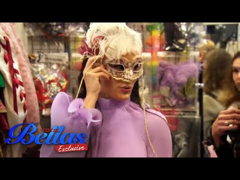 Nikki, Brie, and the girls shop for masquerade dresses! | Total Bellas Exclusive