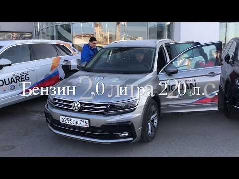 Volkswagen Tiguan Выбор нового Авто для семьи