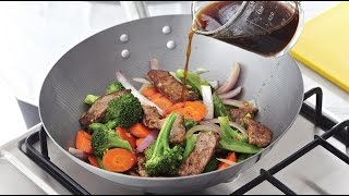 Beef Stir Fry Recipe | Asian Cooking Made Easy | Beef Stir Fry Chinese