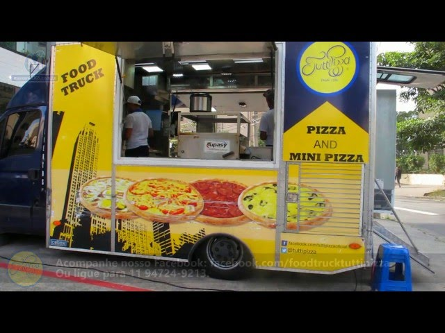 Food Truck Tutti Pizza - Morumbi365