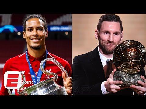 Virgil van Dijk should have won the Ballon d'Or but Lionel Messi is the best - Steve Nicol | ESPN FC