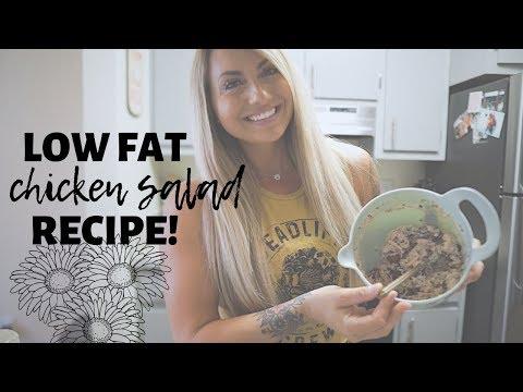 Low-Fat, High-Protein Chicken Salad 5 Ways