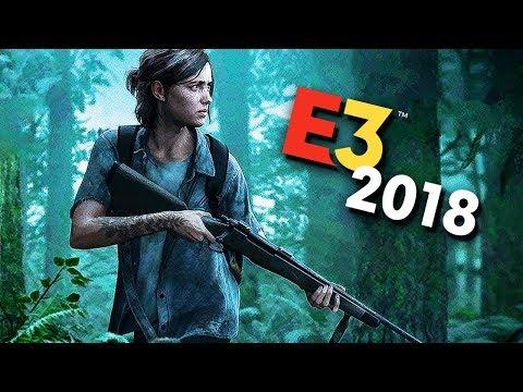 Лучшие Игры E3 2018 (Итоги Лучшей E3 в Истории) - Познавательные и прикольные видеоролики