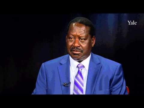 Raila Odinga: Africa 'Not Just an Exporter of Raw Materials'