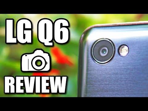 LG Q6 Camera Review - Unique!