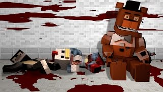 Minecraft | Escape From Five Nights at Freddy