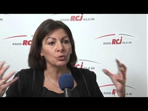 Anne Hidalgo sur RCJ