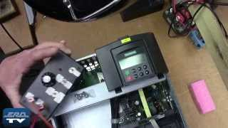 Siemens MicroMaster MM430 AC motor drive Repaired by ERD with our 3 year warranty