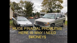 HERE IS WHY I AM SELLING EVERYTHING I M SORRY