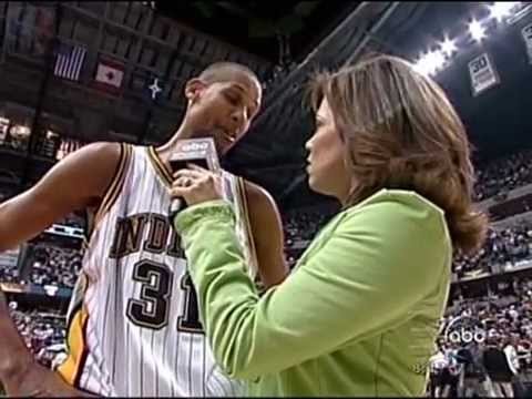 Reggie Miller Last Game Highlights