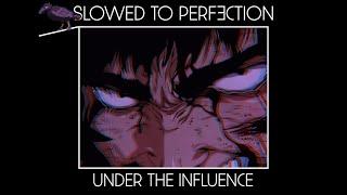 Under The Influence - Eminem ft. D12 {slowed + reverb}