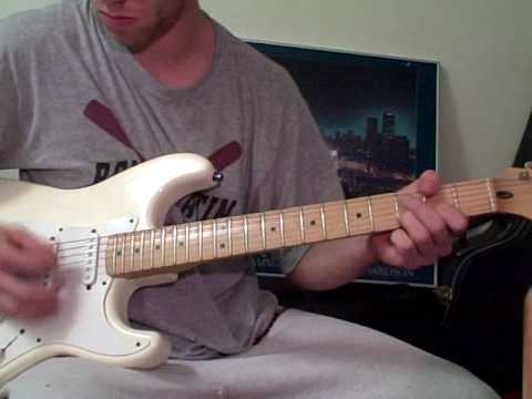 8 Second Ride: Guitar Cover, Jake Owen, Full Song
