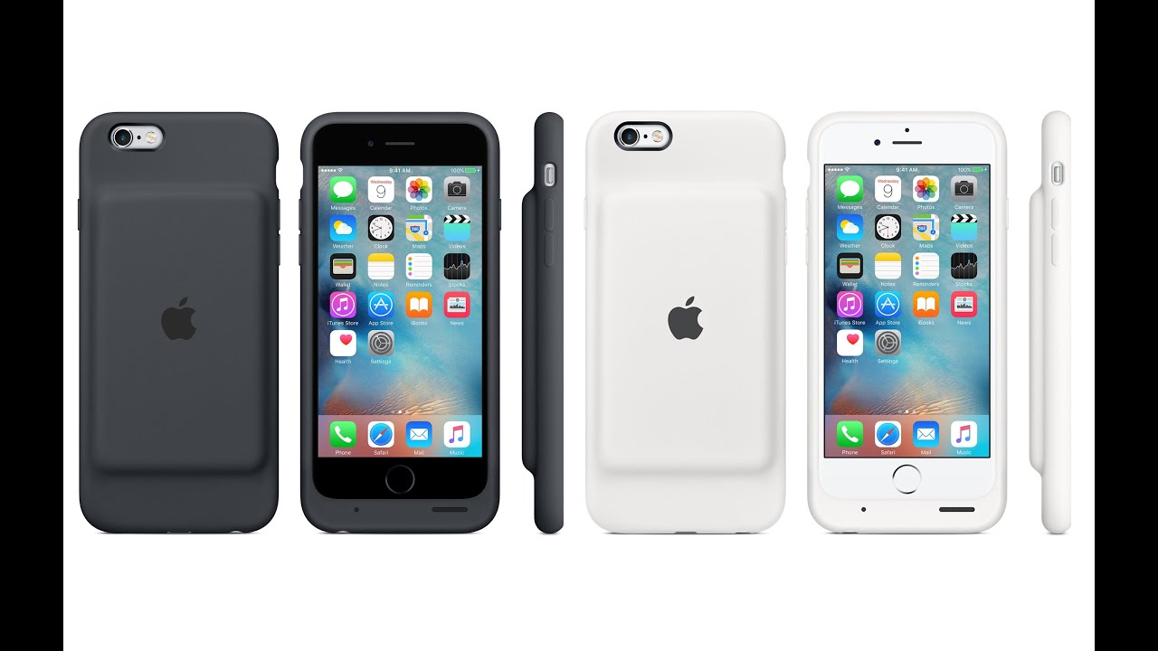 Apple iPhone Smart Battery Case Review