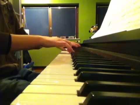 Piano Cover - Braveheart Theme : The Secret Wedding (J. Horner)