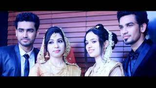 Kasaragod Wedding Highlights Jaseem + Najla