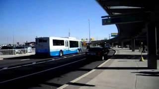 Port Authority of NY & NJ Orion VII Hybrid-Electric #4981 (Outside)