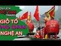 Viet nam travel-Giỗ tổ dòng tộc họ đàm ở nghệ an hoành tráng nhất