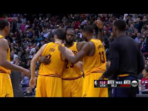 Cleveland Cavaliers at Washington Wizards - February 6, 2017