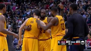 Cleveland Cavaliers at Washington Wizards - F...