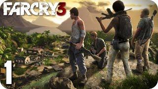 FAR CRY 3 COOPERATIVO | PREPARADOS O NO... Capitulo 1 | EN ESPAÑOL (1080p HD) Gameplay