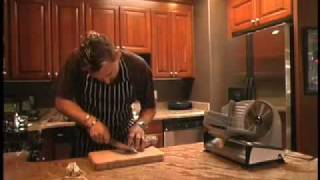 Slicing Salami With Chris Cosentino
