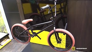 2016 GT Bicycle Wise BMX Bike  - Walkaround - 2015 Eurobike
