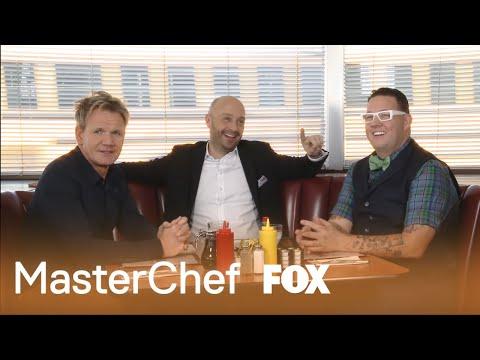 The Judges Dish On Each Other  Season 5  MASTERCHEF