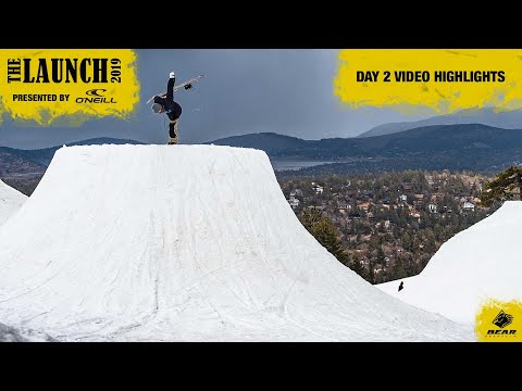 The Launch 2019 at Bear Mountain Presented by O'Neill: Day 2 Video