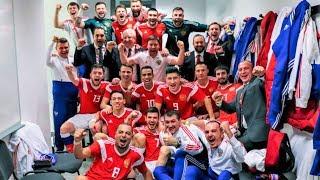 Футболист МФК Газпром Югра обеспечил сборной России путёвку на ЧМ