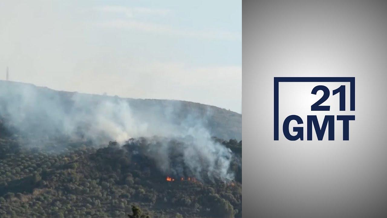 حرائق تلتهم آلاف الهكتارات من المساحات الخضراء والزراعية في الجزائر