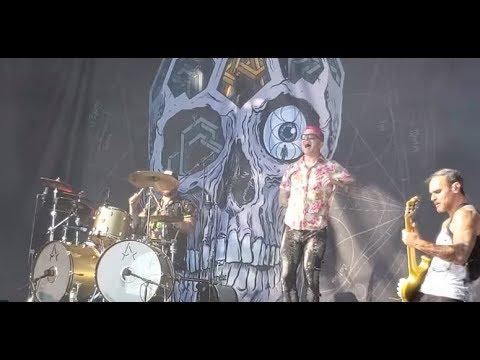 Atreyu 20th anniversary tour w/ Whitechapel, He Is Legend, Tempting Fate and Santa Cruz..!