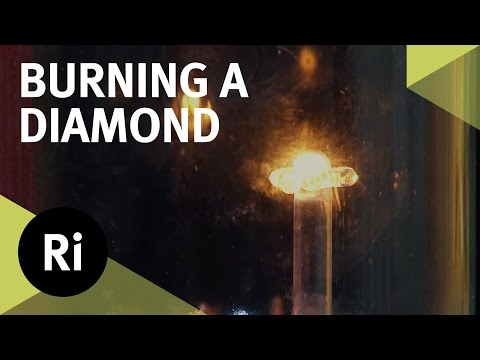 2012 Christmas Lectures - Burning a Diamond