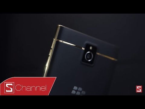 Schannel - Blackberry Passport Gold Edition