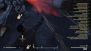 Fallout 76 Revenge On Mothman