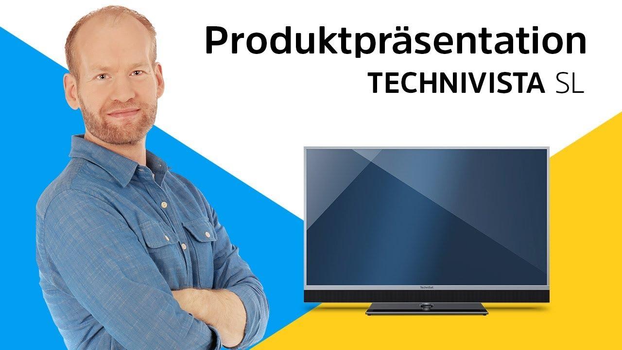 Video: TECHNIVISTA SL | Schön, scharf und klangvoll. | TechniSat