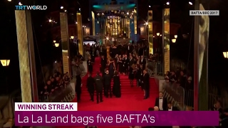 Showcase: 'La La Land' dominates BAFTA's