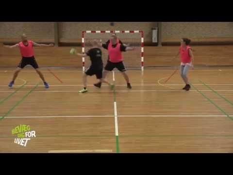 Håndboldfitness - Duellen