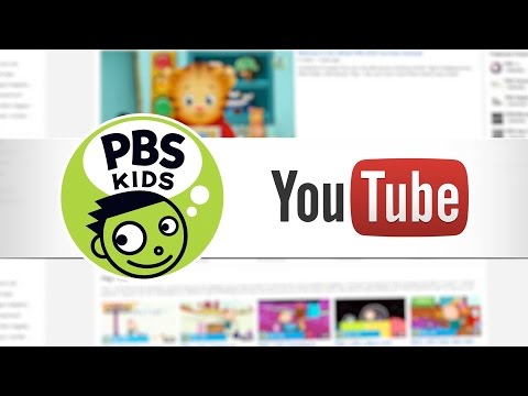 Welcome to the Official PBS KIDS YouTube Channel