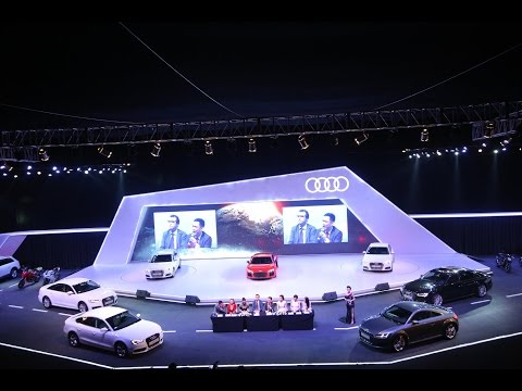 Audi Progressive - Progressive Media in Vietnam