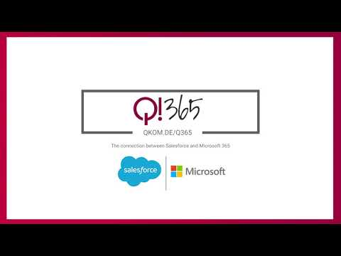 Q!365 | Automated SharePoint Integration in Salesforce