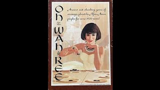 Ep. 22: Oh-Wah-Ree Mancala  Review (3m Bookshelf, 1962)