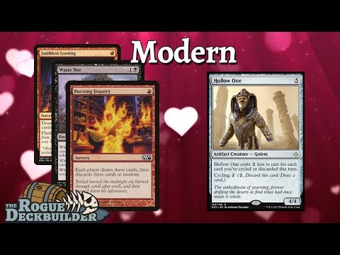 Top 10 Hour of Devastation Brews:#2 Hollow One/Waste Not Modern | Magic the Gathering