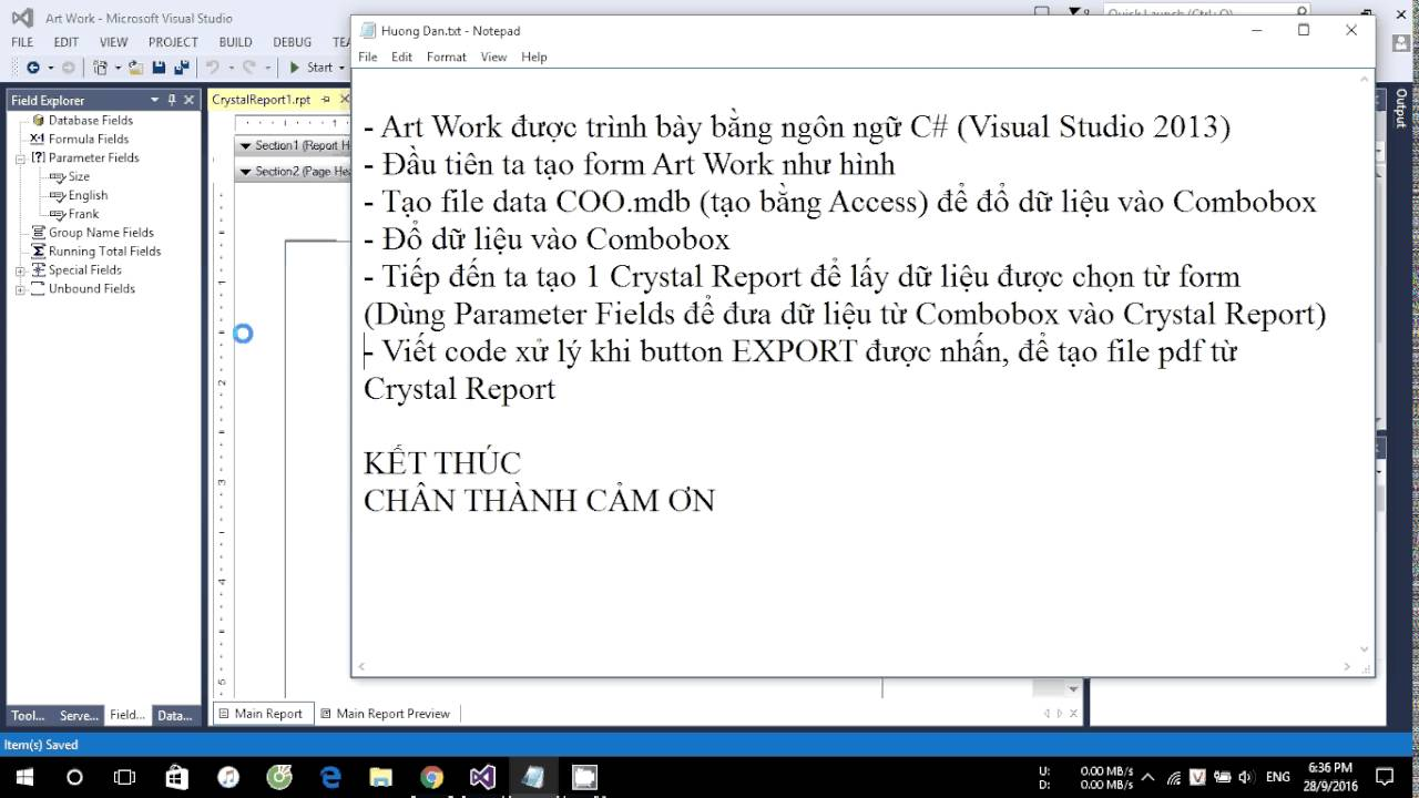 Create pdf file by using crystal report youtube create pdf file by using crystal report ccuart Image collections