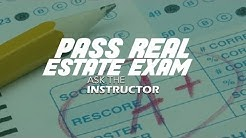 What You Need to Study to Pass Florida Real Estate Exam - Ask the Instructor