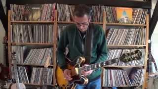 """""""Remember The Days"""" Improvisation - Andreas Blasig • Epiphone Sheraton"""