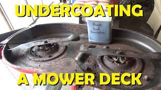 How to Undercoat a Deck - Why Cleaning Your Deck is Important!