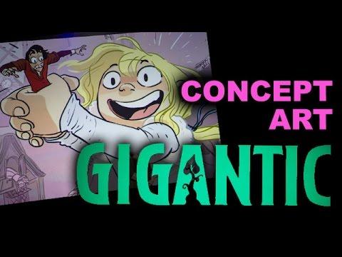 Trailer do filme Gigantic