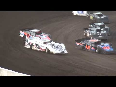 40th Annual Yankee Dirt Track Classic Late Model Last Chance Race 1 Farley Speedway 9/2/17